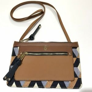 Spartina 449 Bateau Bleu Slim Hipster Bag Purse